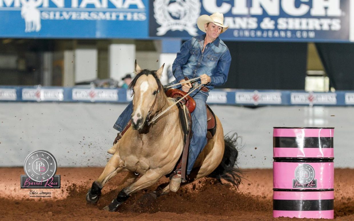 Breeders Connection 2019: Pink Buckle brings big money to the barrel racing  world
