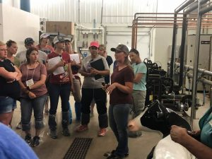 Five-day institute gives teachers an opportunity to learn about agriculture